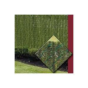 Hedge Link Vertical Inserts  10 Ft., High Patio, Lawn