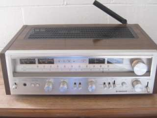 Pioneer SX 880 SX880 Stereo Receiver Works Perfectly SEE PICS