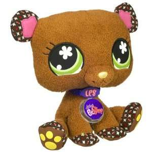 Pet Shop VIP Virtual Interactive Pet Plush Figure Bear Toys & Games