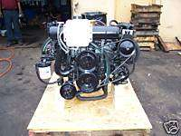 NEW GM 7.4 L 454 VORTEC ENGINE MERCRUISER BRAVO VOLVO