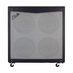Fender Mustang V 412 4X12 Guitar Speaker Cabinet Black