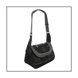 Top Quality Sherpa Sport Sack Medium Black/black Pet