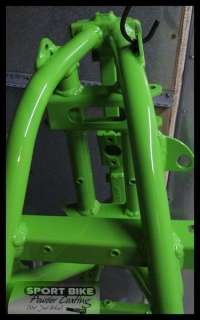 Powder Coating Coat Paint   KAWASAKI GREEN   (1LB)   New Virgin Powder