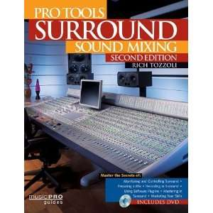 Pro Tools Surround Sound Mixing   Second Edition