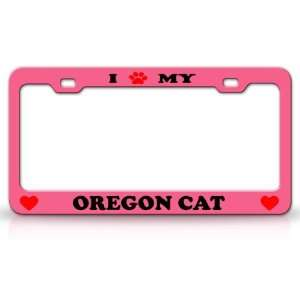 I PAW MY OREGON Cat Pet Animal High Quality STEEL /METAL