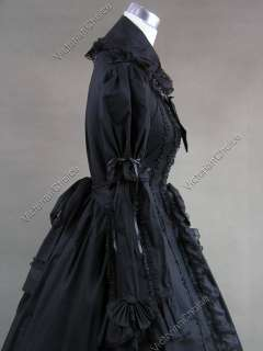 Renaissance Gothic Lolita Dress Ball Gown Prom 218 L