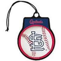 CAR/AUTO AIR FRESHENER ST. LOUIS CARDINALS MLB BASEBALL