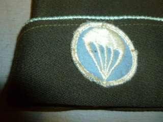 Army Military Uniform Jacket & Cap Airborne 11th Division Rank Ribbons