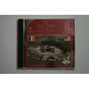Claude T Smith, Norbert Nozy, Symphonic Band of Belgian Guides: Music