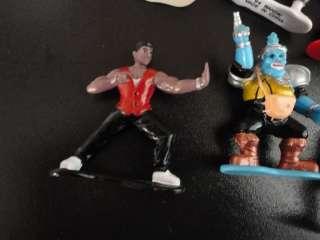 Mighty Morphin Power Rangers PVC Mini Figure Lot Original Rangers