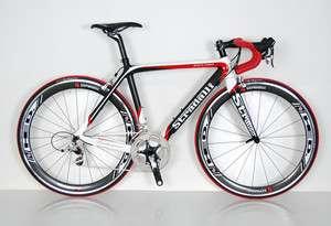 STRADALLI SRAM RED PRO CARBON ROAD BIKE HED BICYCLE 48