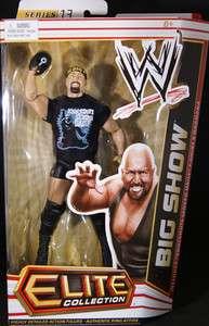 BIG SHOW   WWE ELITE 13 MATTEL TOY WRESTLING ACTION FIGURE