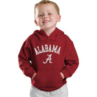 Alabama Crimson Tide Kids 4 7 Crimson adidas Tackle Twill Hooded