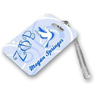 Zeta Phi Beta New Luggage Tags: Everything Else