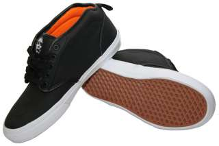 NIB Vans Atwood Mid (Cult) Black Men Skate Shoes 885929134681