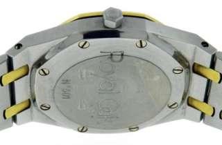 Mens Audemars Piguet Royal Oak 18K Gold & Stainless Steel Automatic