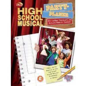 High School Musical Party Planner (9781407547510): Books