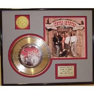 Lynyrd Skynyrd Sweet Home Alabama Gold Record Limited