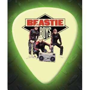 Beastie Boys 5 X Glow In The Dark Premium Guitar Picks