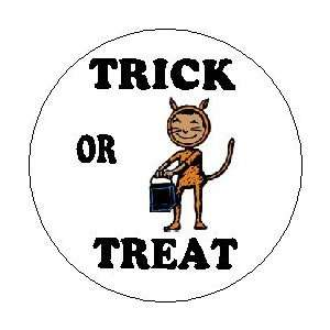 TRICK OR TREAT ~ CANDY Halloween Pumpkin Holiday Seasonal
