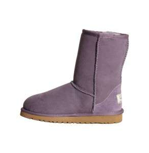NEW UGG AUSTRALIA Short Boots Kids SZ 7 Toddler Purple Sage