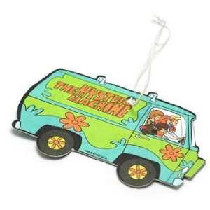 Air Freshener   Scooby Doo   Mystery Machine   Vanilla Scent