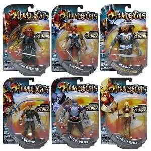 Thunder  Games on Thundercats 4 Inch Basic Figure Wave 2 Case  Toys   Games
