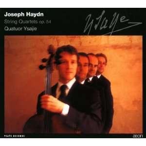 Joseph Haydn String Quartets, Op. 54 Franz Joseph Haydn Music