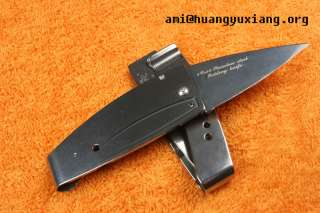 SANRENMU SRM High Quality Steel Folding Knife 613