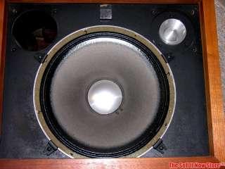 James Lansing C38 C 38 speakers loudspeakers D130 075 Bullet