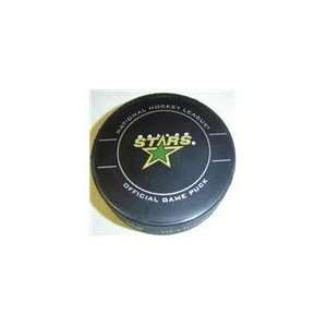 Dallas Stars NHL Hockey Official Game Puck 2009 2010