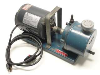 Marvac Scientific Z30 Vacuum Pump 115 VAC