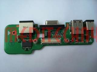 NEW DELL INSPIRON 1545 USB LAN VGA AC DC JACK POWER BOARD PORT PLUG