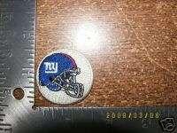 NFL FOOTBALL New York Giants 1.5 Logo Patch crest