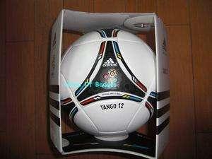 ADI FIFA UEFA EURO 2012 TANGO SOCCER ORIGINAL MATCH BALL EUROPE