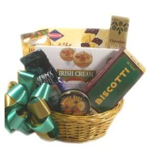 Lucky Charm Gift Basket   Fathers Day Gift   Birthday Gift