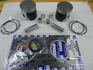 POLARIS 500 PISTON TOP END KIT FITS INDY CLASSIC RMK SKS SUPER SPORT
