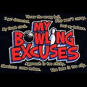 Funny Bowling T Shirt My Bowling Excuses Shirt Tee Hoodie Long Sleeve