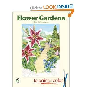 or Color (Dover Art Coloring Book) (9780486462042) Dot Barlowe Books