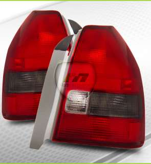 Honda Civic 3DR Hatchback EK9 JDM Red Smoke Tail Lights