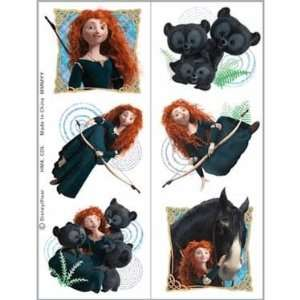 Disney Brave Tattoo Sheets (2) Party Supplies: Toys