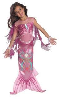 Toddler Girls Pink Mermaid Costume   Mermaid Costumes