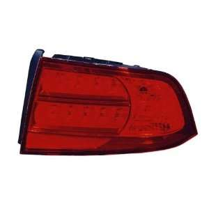 Acura TL Passenger Side Replacement Tail Light
