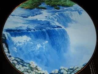 Hamilton Plate Collection Set of 7 From Sea to Shining Sea Joseph