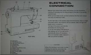Replacement Sewing Machine Manual On CD IN PDF Format For A