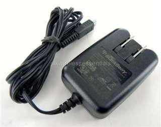 New Original OEM Blackberry Premium Micro USB Home/Wall Travel Charger