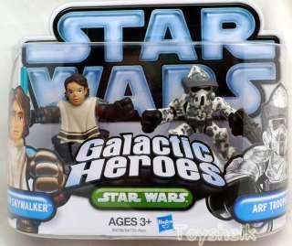 Star Wars Galactic Heroes ANAKIN & ARF TROOPER 94735