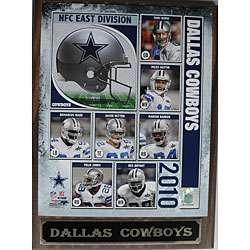 Dallas Cowboys Photo Plaque