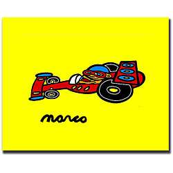 Marco Car Gallery wrapped Canvas Art
