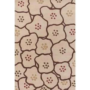 Chandra Rugs JAN 2650 Hand tufted Contemporary Janelle JAN